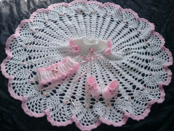 Baby Crochet Pattern For Baby Bebe Or Reborn Doll By Carolrosa