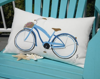 Outdoor pillow beach cruiser GIRL VERSION 15