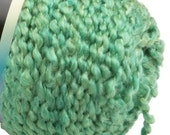 2 Lion Brand - Homespun Florida Green knitting yarn