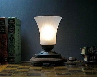 Bookshelf lamp | Etsy