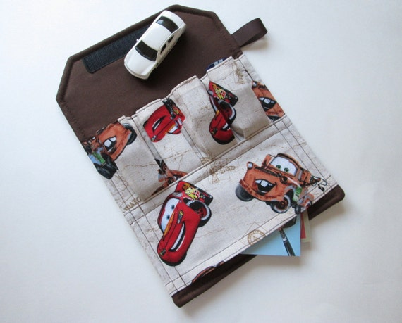 Toy Car Holder Truck : Childs toy car holder the original wallet by