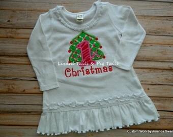 1st Christmas Baby First Christmas Dress Shirt