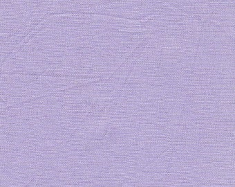 Fabric Precut 3 Inch Squares - 20 Pieces Solid Lavender Cotton Material 4 Charm Quilting, Scrapbooking, Miniature Projects * # 2015