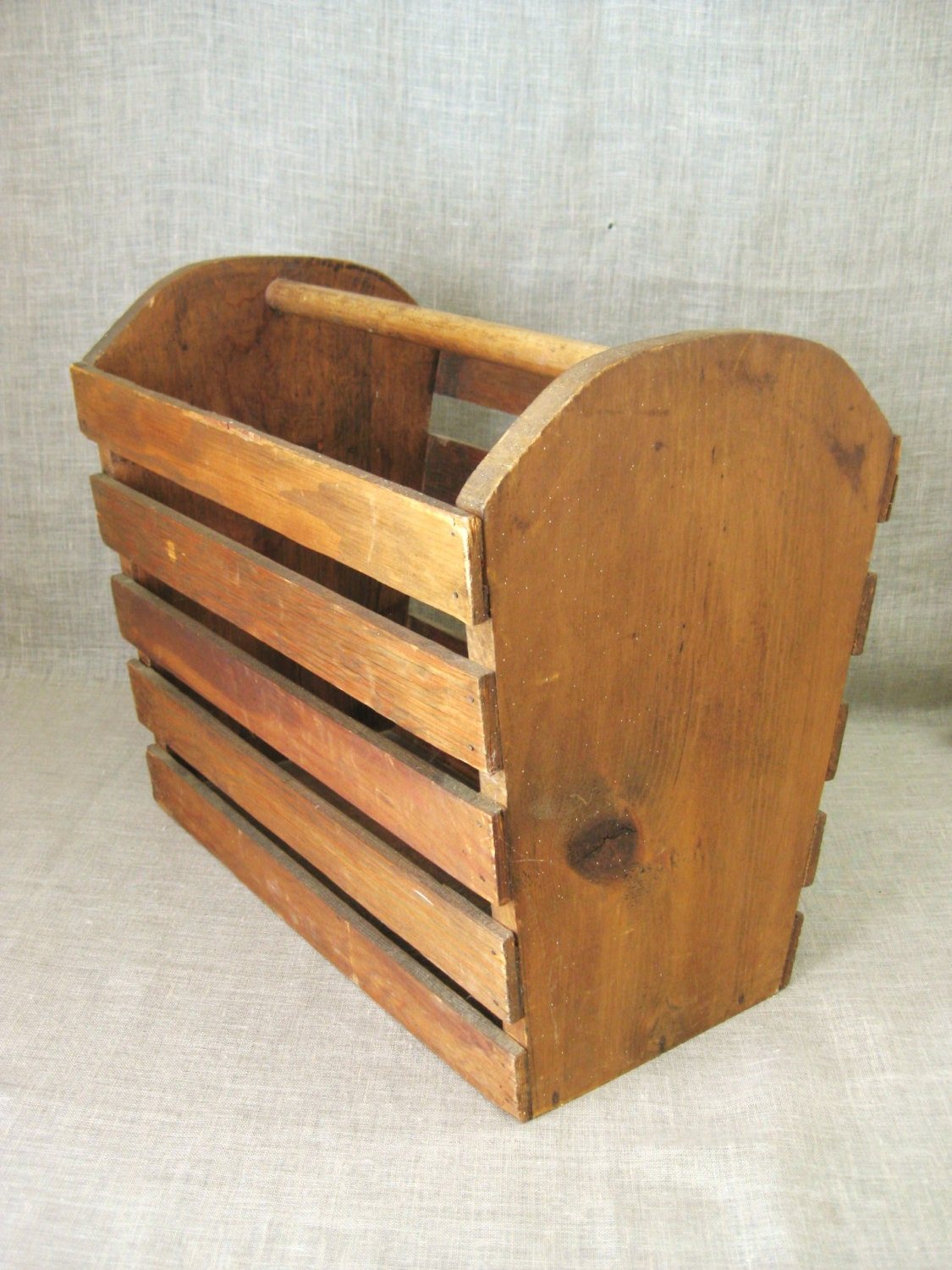 ODORS: Our wooden bins are built storage baskets are available SLPR Decorative Storage Wooden Crates (Set of 3, Rope Handles) | Perfect for Floral Arrangements Gardening Wedding Vintage Country Chic Rustic Distressed Style. by SLPR. $ $ .