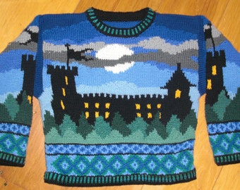 Castle Sweater Size Four