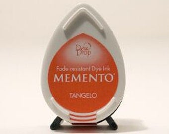 Memento Fade-Resistant Dye Ink Pad Tangelo