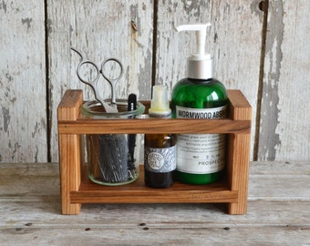 Small Apothecary Caddy by Peg and Awl