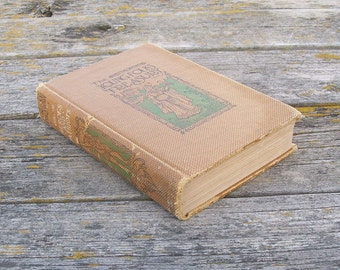 Antique book The Young Folks' Treasury Heroes and Patriots Volume VII 1917