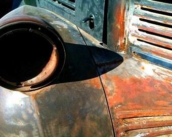 Antique Truck Original Photograph