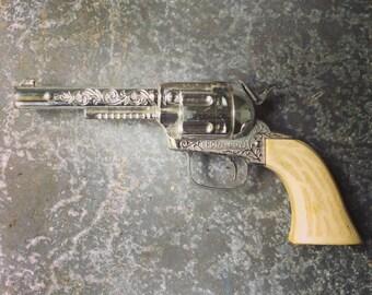Cap Gun / Pony Boy Toy Cap Pistol / Cap Gun / Cowboy