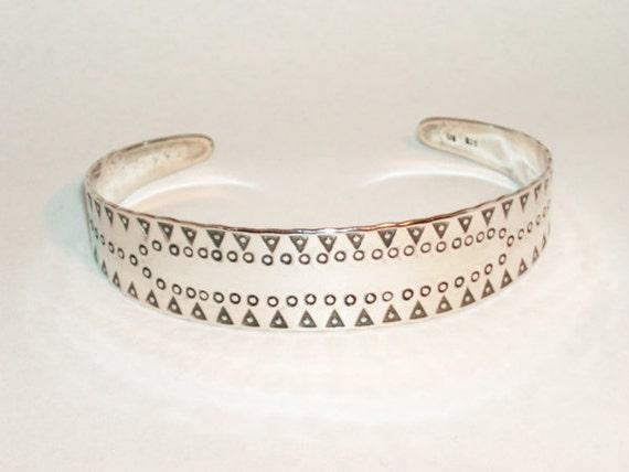 Viking silver bracelet, Northern Europe, 800-1050AD