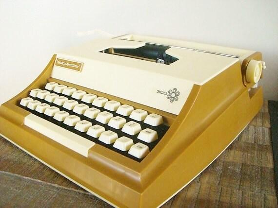 SALE Easy-Writer Toy Typewriter Model 300 in Original Box