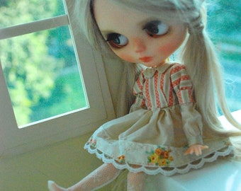 Blythe & Pullip : Cute raffle dress