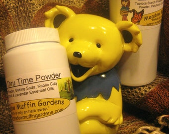 Powder, Ripple Thru Time Patchouli/Lavender Body Powder