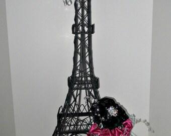 Unique elegant Parisian sweet 16 centerpiece Eiffel  Tower  Decoration Parisian, Parisian themed Bridal shower and Baby  Shower.