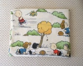 Standard Size Charlie and Friends Theme Pillowcase
