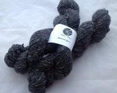 500 yards Wool Silk Blend Reclaimed Yarn
