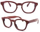 COVER-M handmade rosewood wood wooden  eyeglasses sunglasses