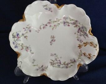 Vintage Haviland Limoges, Limoges Dish, Vintage Limoges Dish, Haviland
