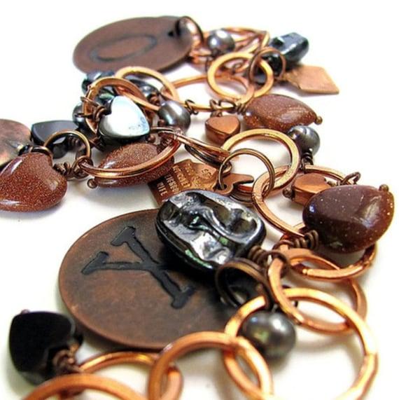 Unusual jewelry heart bracelet secret love charm bracelet unique bracelets heart jewelry unique jewelry heart charm bracelet