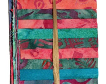 MACARON Bali Pops by Hoffman Fabrics 40 different 2 1/2 inch strips 100% Cotton Baitks