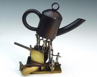 Raise High the Teapot Carpenter