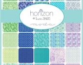 "Horizon Kate Spain Moda Quilt Fabric Moda Charm Pack 42 squares 5"""