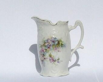 Pretty Porcelain Creamer