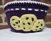 Crochet Mixing Bowl