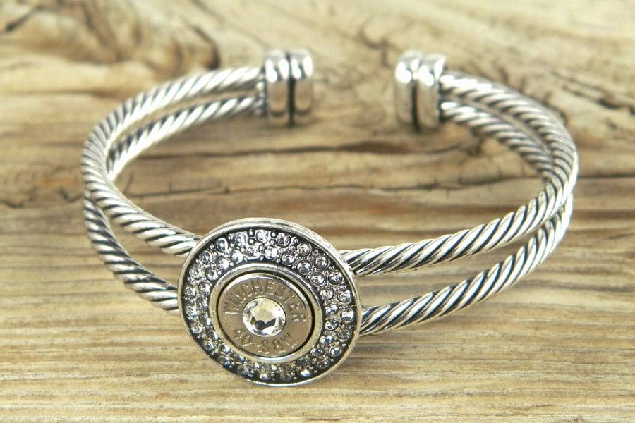 bullet bracelet winchester 40 caliber bullet