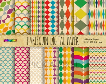 Harlequin Digital Paper - Personal and Commercial Use