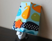 NEW!! Colorful Whales - Children's Night Light
