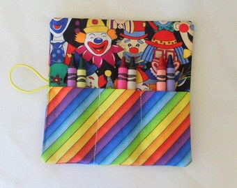 Crayon Roll-up Party Favor Girls and Boys Party Favors Small Crayon Roll Up  Travel Toy Party Favor Birthday Party Favor