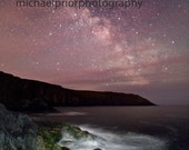 the oldhead of kinsale under the milkyway for Finian