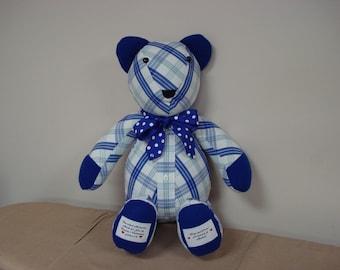 Memory bear- Keepsake bear