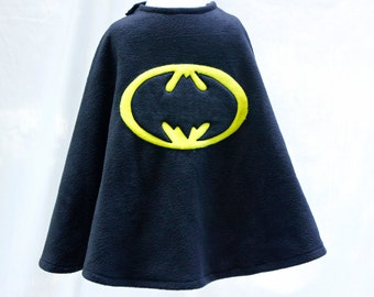 Batman Inspired Cape