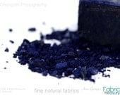 Indigo. Natural Fabric Dye. Indigo cake. Soulful Blues in indigo dyed fabrics. 100% organic. 3.5 Oz / 100 Grams. Featured on Etsy Blog.