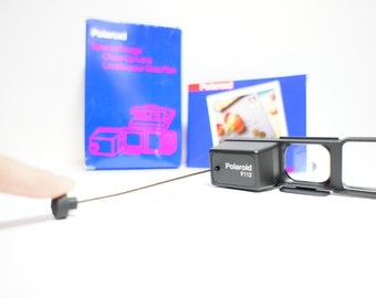 Close-Up Lens F112  for Spectra or Image Polaroid Camera