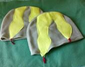 Subtle Medusa Fleece Hat