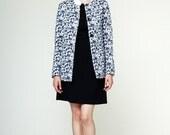 Hannah - cotton jacket made of Mrs Pomeranz fabric