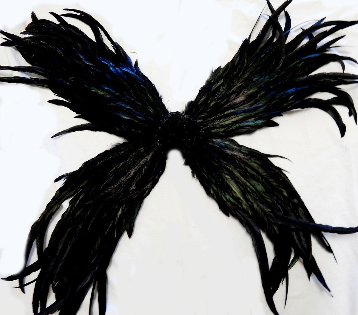 how to make dark fairy wings