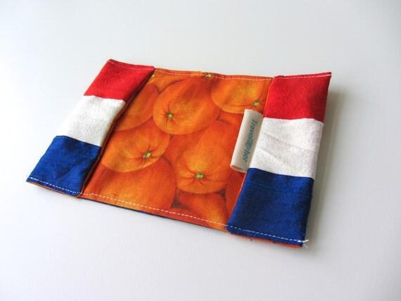 Dutch flag Passport holder silk Dutch flag netherlands