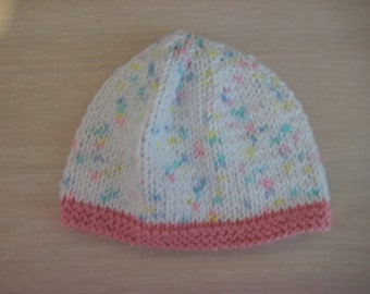 Newborn 0 to 3 Month Hat