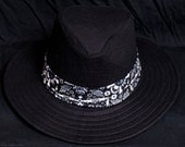 Accent Black Piracy limited-edition stetson hat