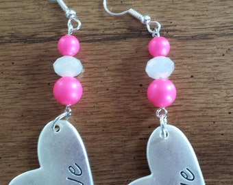 Valentine Love Earrings