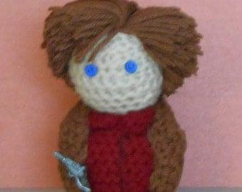 Malcom Reynolds Amigurumi Doll