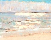 Laguna Beach Painting Crystal Cove