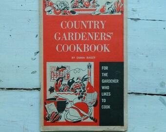 Country Gardeners' Cookbook