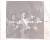 Vintage Photo- Original snapshot- The Ladies Man