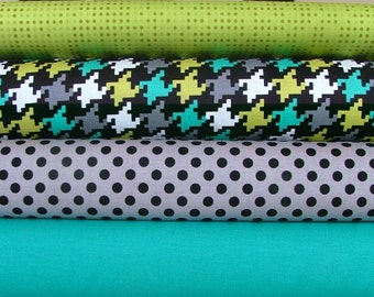 Fat Quarter Bundle of Modern Fabrics
